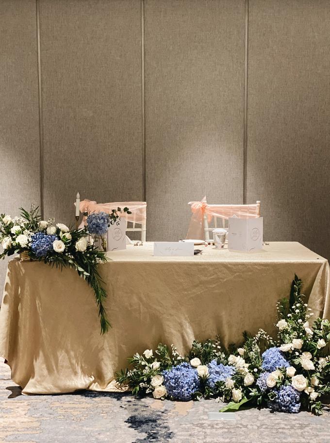 Yenni Billy Intimate Wedding by Wedding by Renjana - 004