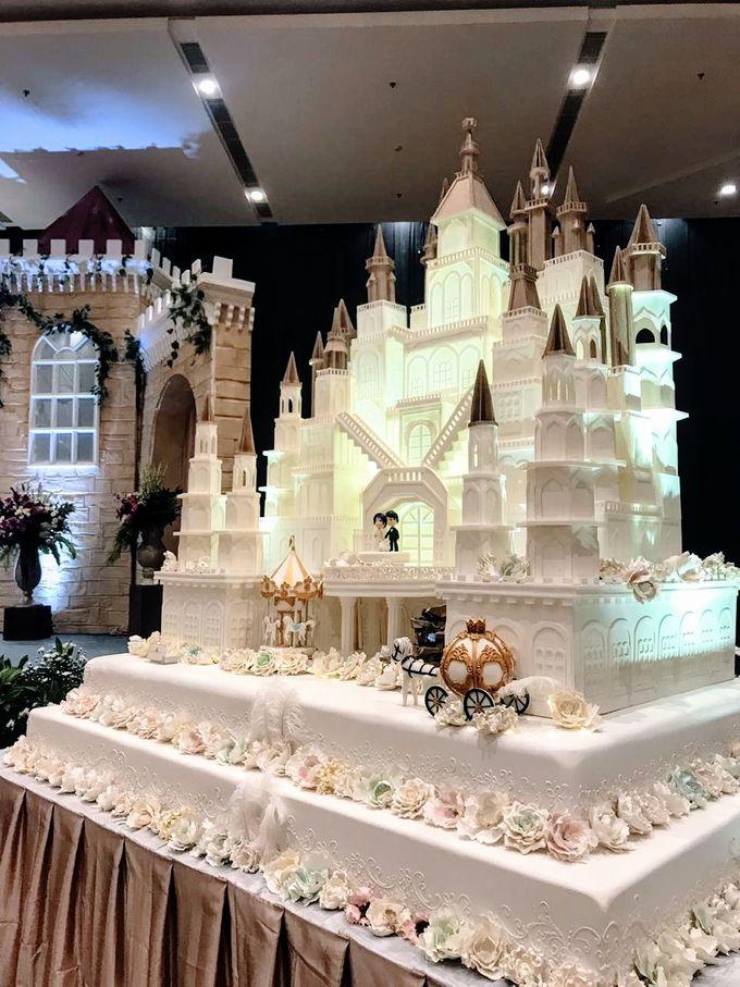 Our Wedding Cake Event by Kaylakaylie Cake & Bakery - 001