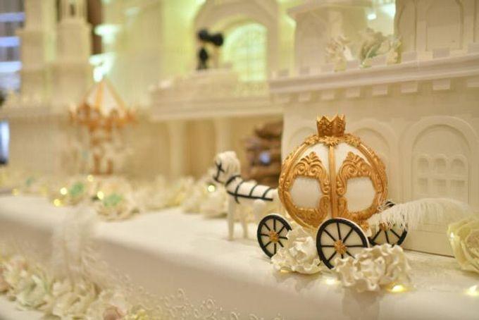 Our Wedding Cake Event by Kaylakaylie Cake & Bakery - 008