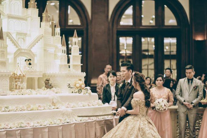 Our Wedding Cake Event by Kaylakaylie Cake & Bakery - 011