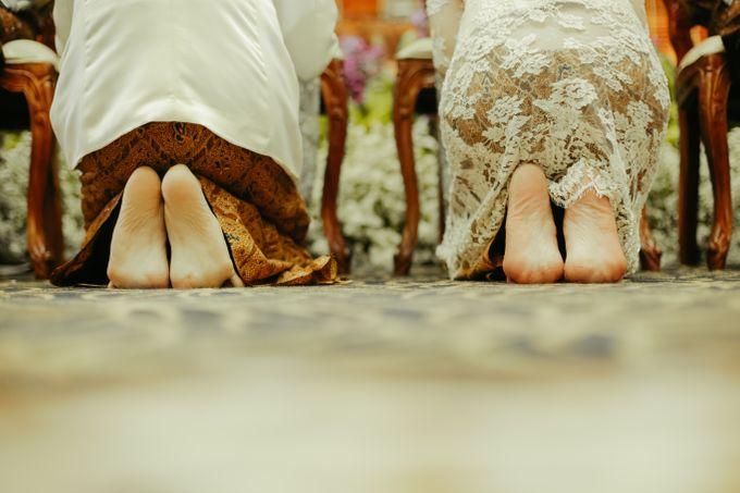 The Wedding of Citra & Riyo by DIY Planner - 007