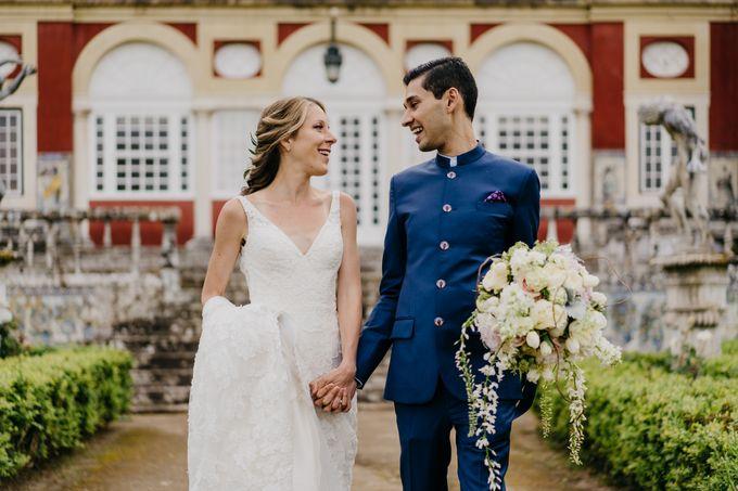 Wedding Cristina & Varun by My Fancy Wedding - 004