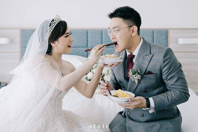 Wedding - David & Nidya by State Photography - 022