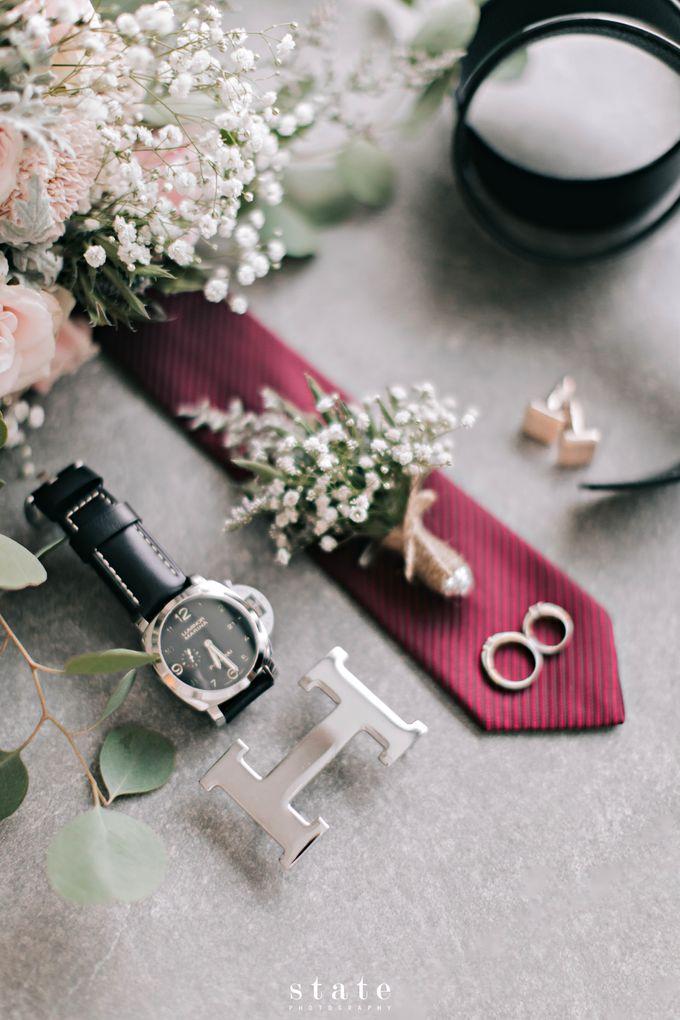 Wedding - David & Nidya by State Photography - 008