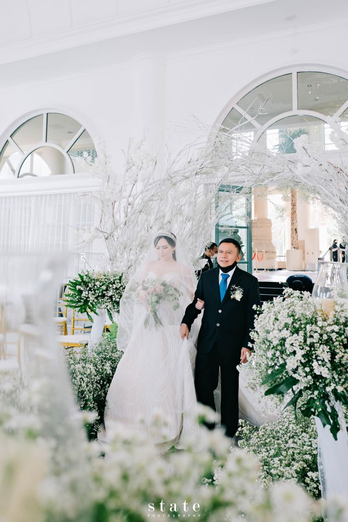 Wedding - David & Nidya by State Photography - 031