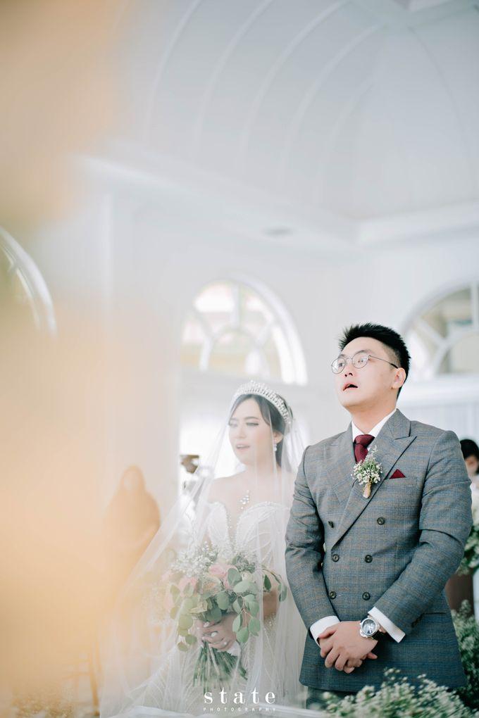 Wedding - David & Nidya by State Photography - 035