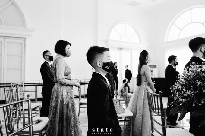 Wedding - David & Nidya by State Photography - 036