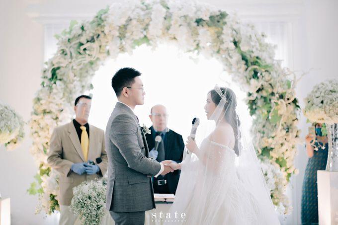 Wedding - David & Nidya by State Photography - 038