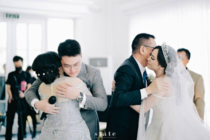 Wedding - David & Nidya by State Photography - 039