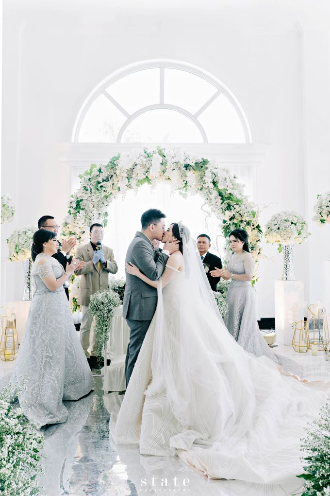 Wedding - David & Nidya by State Photography - 041