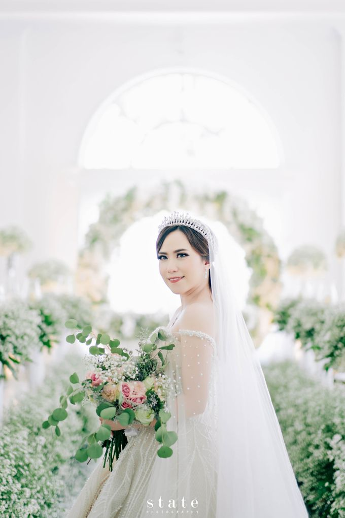 Wedding - David & Nidya by State Photography - 045