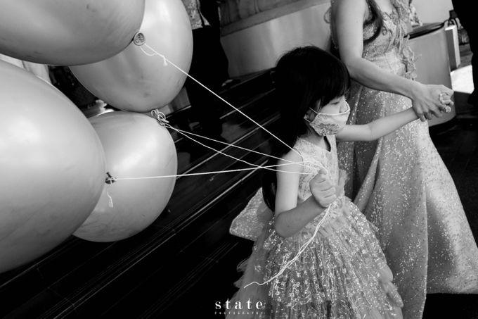 Wedding - David & Nidya by State Photography - 043