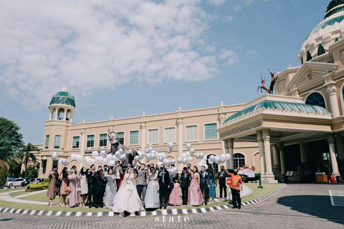 Wedding - David & Nidya by State Photography - 044