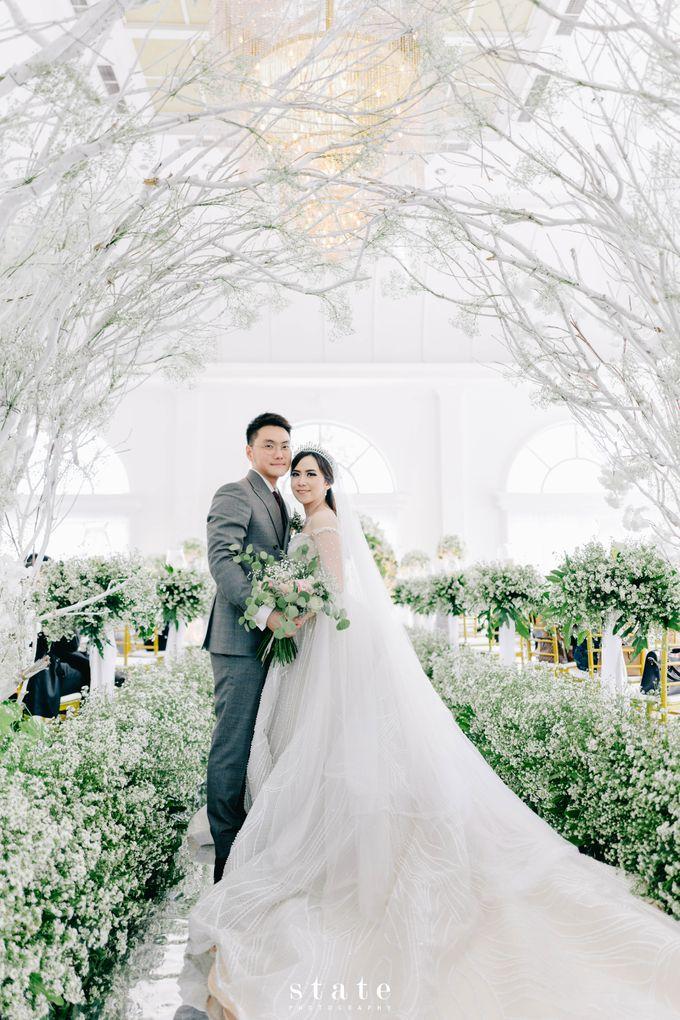 Wedding - David & Nidya by State Photography - 048