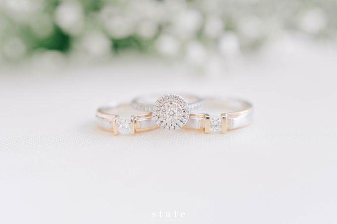 Wedding - David & Nidya by State Photography - 002