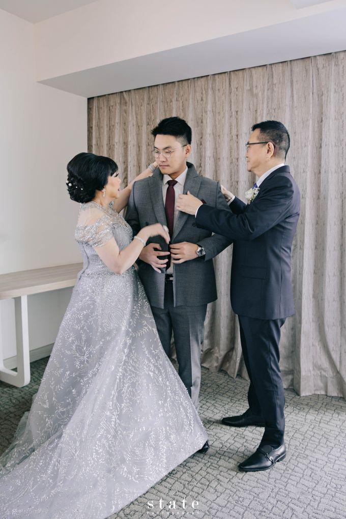 Wedding - David & Nidya by State Photography - 010