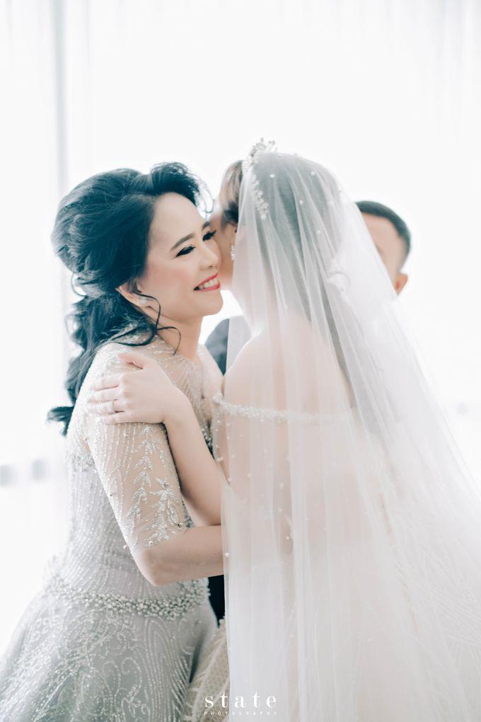 Wedding - David & Nidya by State Photography - 014