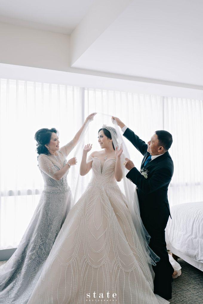 Wedding - David & Nidya by State Photography - 017