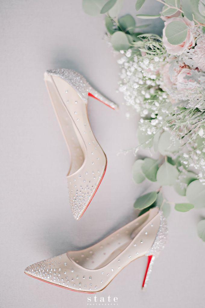 Wedding - David & Nidya by State Photography - 003