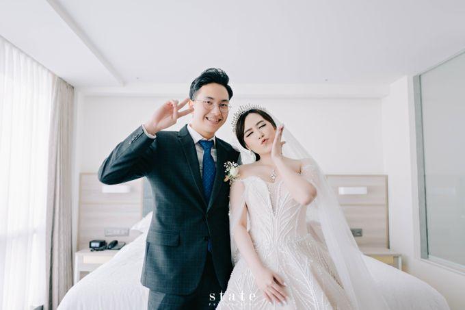 Wedding - David & Nidya by State Photography - 016