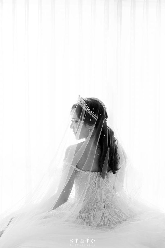 Wedding - David & Nidya by State Photography - 018