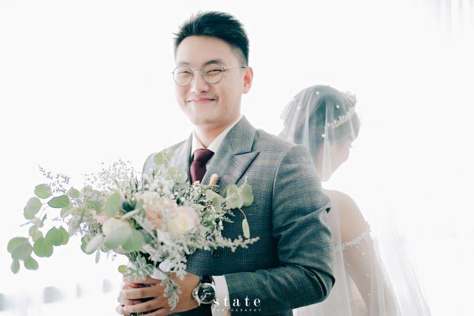 Wedding - David & Nidya by State Photography - 019