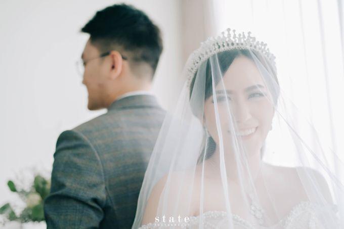 Wedding - David & Nidya by State Photography - 020
