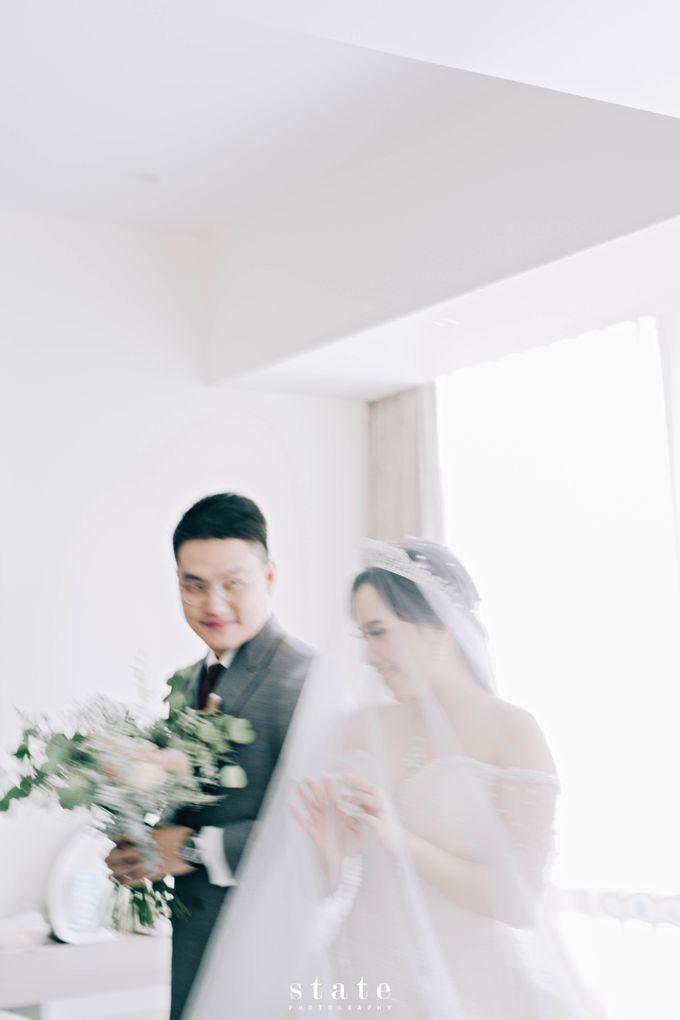 Wedding - David & Nidya by State Photography - 021