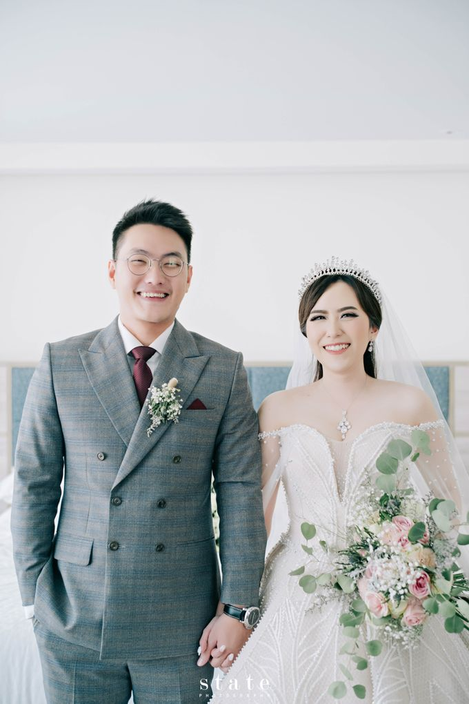Wedding - David & Nidya by State Photography - 023