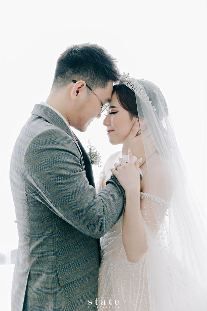 Wedding - David & Nidya by State Photography - 024