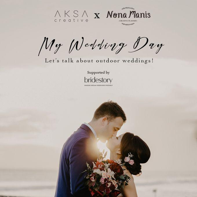 Outdoor Wedding Talkshow by AKSA Creative - 001
