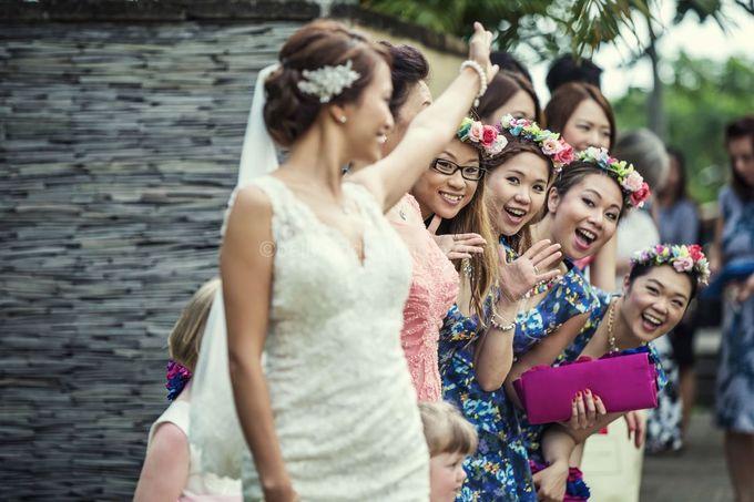 Rachel and Noel Wedding at Canggu Bali by D'studio Photography Bali - 005