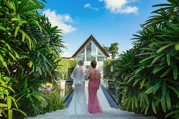 Rachel and Noel Wedding at Canggu Bali by D'studio Photography Bali - 008
