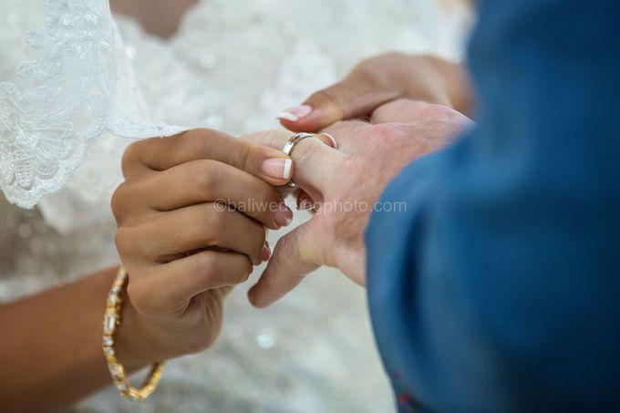 Rachel and Noel Wedding at Canggu Bali by D'studio Photography Bali - 013