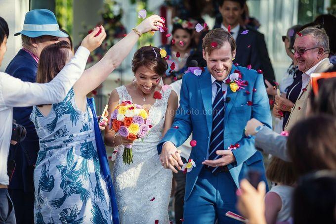 Rachel and Noel Wedding at Canggu Bali by D'studio Photography Bali - 015