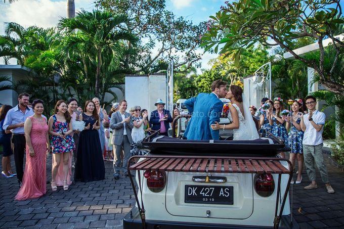 Rachel and Noel Wedding at Canggu Bali by D'studio Photography Bali - 020