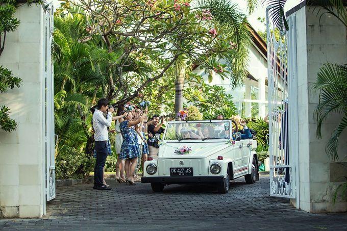 Rachel and Noel Wedding at Canggu Bali by D'studio Photography Bali - 021
