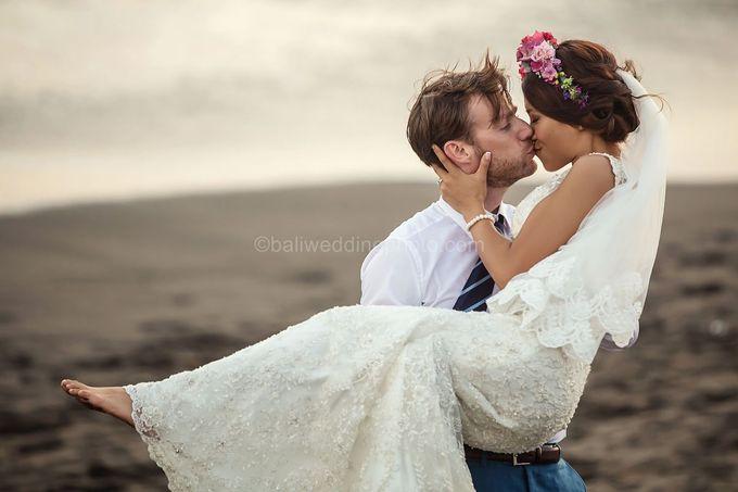Rachel and Noel Wedding at Canggu Bali by D'studio Photography Bali - 029