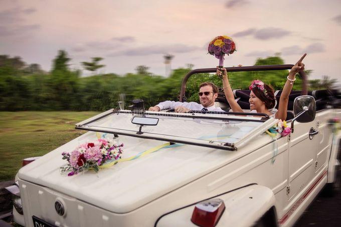Rachel and Noel Wedding at Canggu Bali by D'studio Photography Bali - 030