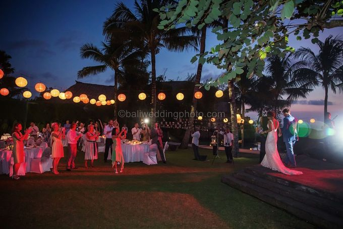 Rachel and Noel Wedding at Canggu Bali by D'studio Photography Bali - 034