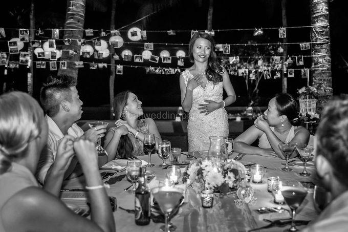 Rachel and Noel Wedding at Canggu Bali by D'studio Photography Bali - 038