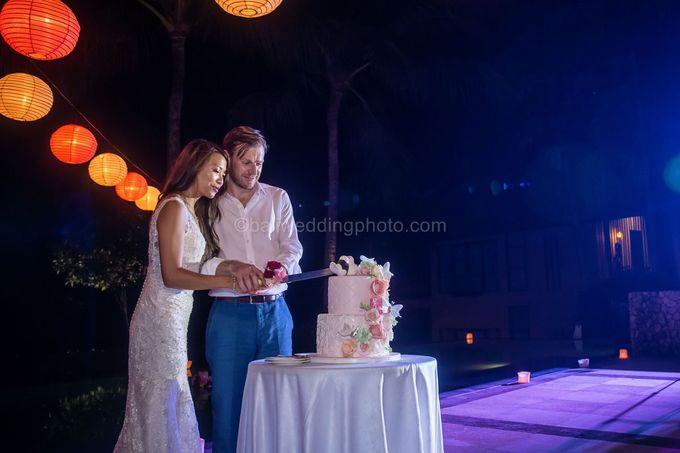 Rachel and Noel Wedding at Canggu Bali by D'studio Photography Bali - 045