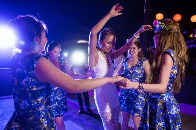 Rachel and Noel Wedding at Canggu Bali by D'studio Photography Bali - 049