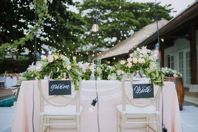 Simple Wedding in Bali Villas by Mariyasa - 003