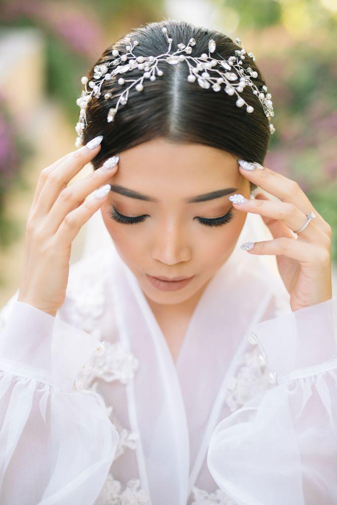 Bali Wedding of Devi & Phillip by NOMA Jewelry & Accessories - 024