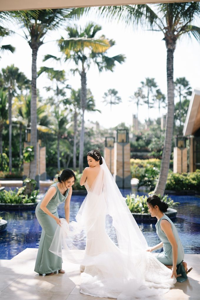 Bali Wedding of Devi & Phillip by NOMA Jewelry & Accessories - 004