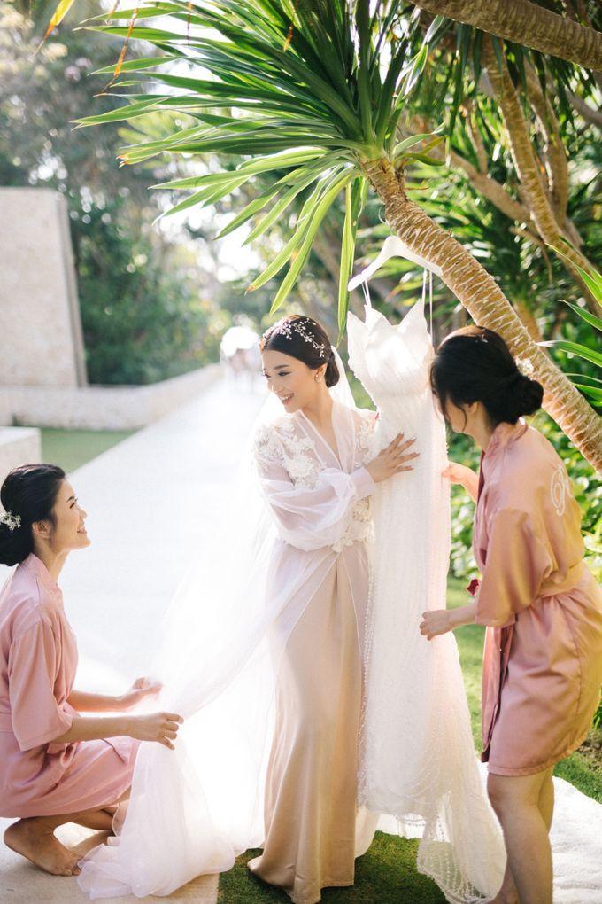 Bali Wedding of Devi & Phillip by NOMA Jewelry & Accessories - 025