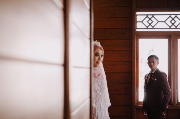 Muslim Gown Dazzling Pink By Laksmi Kebaya Muslimah Islamic