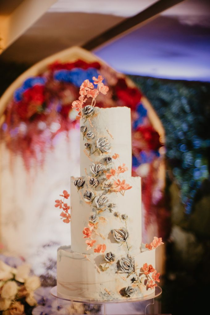 Edmund & Beatrisha Wedding by Sweetsalt - 001