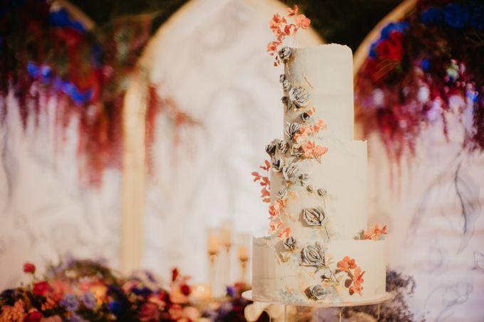 Edmund & Beatrisha Wedding by Sweetsalt - 002